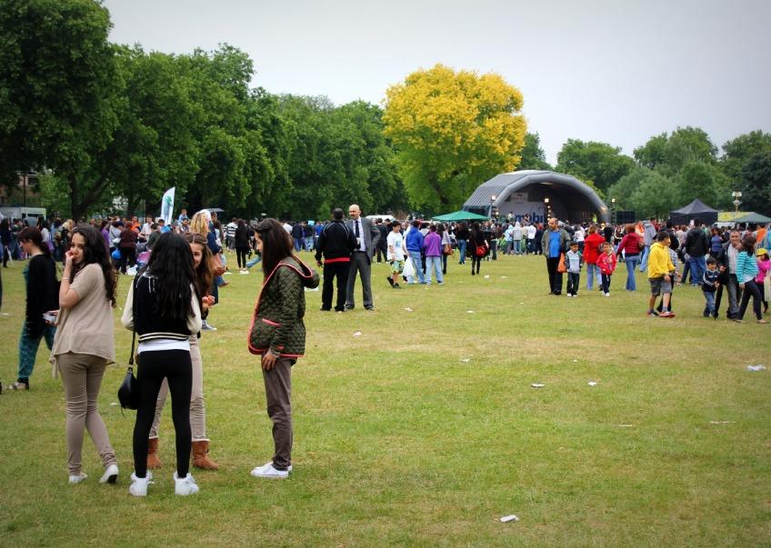 Hackney Downs Park