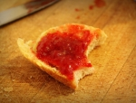 Jam on Sourdough