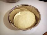 Manoush - Risen Dough
