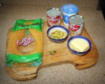 Iraqi Sweets - Ingredients