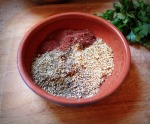 Za'atar - Ingredients