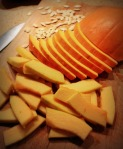SLicing Pumpkin - 5mm thick