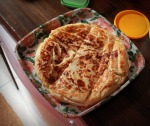 Cheese Borek made in Pan