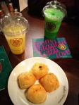 Mini Boreks & Lemonade