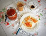 Marmalade and Hazelnut Butter